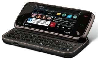 Nokia N97 mini 8 GB Unlocked Phone, Free GPS with Voice Navigation and