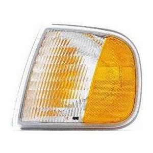 CORNER LIGHT LH (DRIVER SIDE) TRUCK, XL, XLT, Lariat, King Ranch